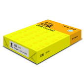 黄欣乐复印纸 80g-A4(210*297mm) 500张/包,8包/箱