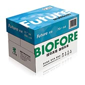 UPM未来普白复印纸 70g-A4 (210*297mm)500张/包 8包/箱