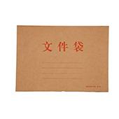 齐心牛皮纸文件袋 AP-120 175g 纯木浆 10个/袋