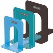 得力铁质书立 9271-蓝 152mm(6寸),24付/盒,48付/件