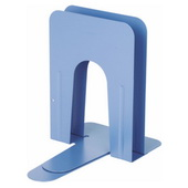 齐心铁质书立 A1101-蓝 186mm(7寸),6付/盒,36付/件