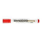 得力白板笔 6817 红色 10支/盒