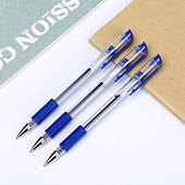 得力中性笔 6600ES 蓝色 12支/盒