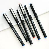 晨光磨砂杆中性笔 AGP13902A-黑 0.5mm 12支/盒