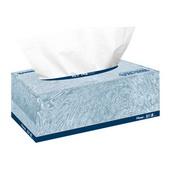 舒洁双层盒装抽纸 0223 150抽/盒,36盒/件,防水纸盒