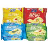 卡夫太平梳打饼干 芝麻味,100g,24包/件
