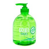 南科贝彩芦荟洗手液 500g/瓶,24瓶/件