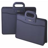 齐心手提织布包 A1332-黑 A4,16个/件
