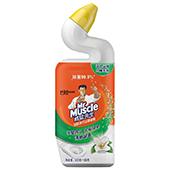 威猛先生超值洗厕洁厕液洁厕灵 600G/瓶,四合一,异形瓶,12瓶/件