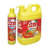 立白金桔洗洁精 408g/瓶,28瓶/件