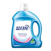 蓝月亮深层洁净洗衣液 自然清香,3000ml/瓶,4瓶/件