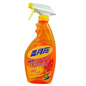 蓝月亮油污克星厨房清洁剂 500g/瓶 橙油 24瓶/件