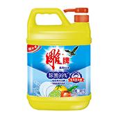 雕牌高效除菌洗洁精 N3 1.5kg/桶,6桶/箱