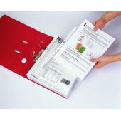 齐心11孔文件保护袋 EH303A A4,20个/袋,100袋/件