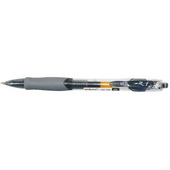晨光按动式中性笔 GP1008A-黑 0.5mm,12支/盒,144支/条