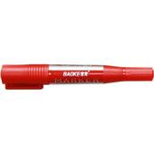 宝克大双头记号笔 MP-210-红色 12支/盒,120支/条