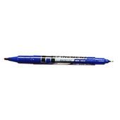 宝克小双头记号笔 MP-220-蓝色 12支/盒,144支/条