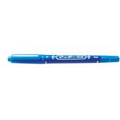 斑马小双头记号笔 MO-120-蓝 10支/盒,100支/条