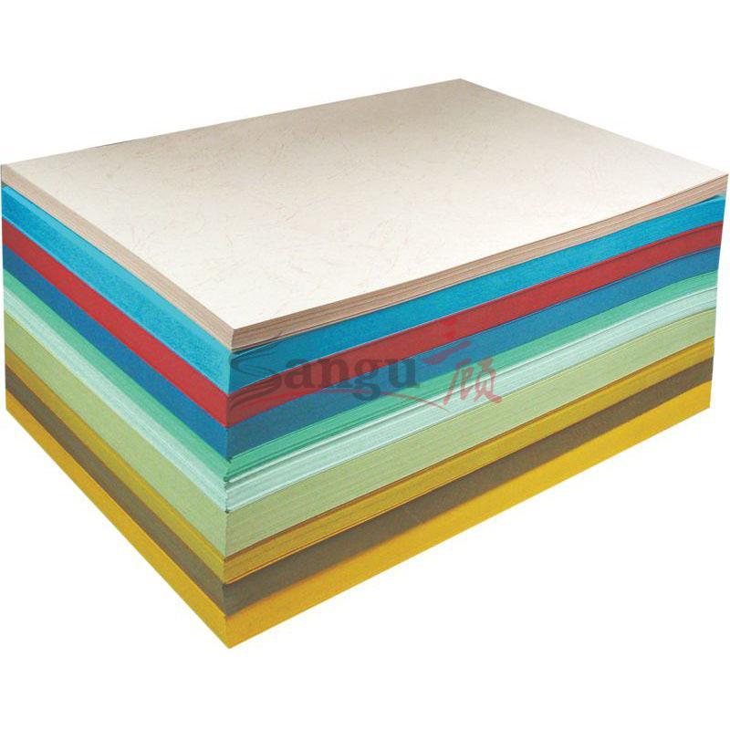 涌瑞皮纹纸 2803-米黄 A4,230g,100张/包