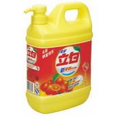#立白金桔洗洁精# 1.29kg/桶,10桶/件