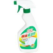 南科贝彩玻璃亮洁剂 500ml/瓶,12瓶/件