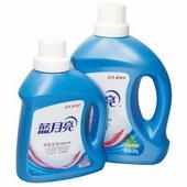 蓝月亮深层洁净洗衣液 自然清香,1000ml/瓶,12瓶/件