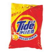 汰渍净白去渍无磷洗衣粉 260g/袋,(柠檬清新)20袋/件