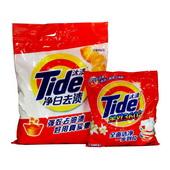 汰渍全效炫白洗衣粉 3kg/袋,4袋/件