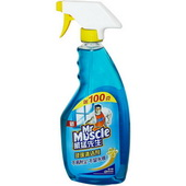 威猛先生玻璃清洁剂 500ml/瓶,24瓶/件