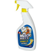 威猛先生厨房重油污清洗剂(油污净) 500ml/瓶,24瓶/件
