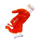 TFD专供PVC全挂浸胶线手套 手指+手掌,12双/扎 50扎/件