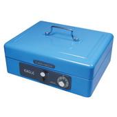 益而高手提金库 668L-蓝 221*188*85mm,6个/件