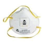 3M N95非油性颗粒物防尘防护口罩防护口罩 8210CN 不带阀 20个/盒 8盒/箱