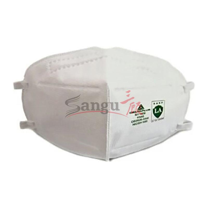 代尔塔N95口罩-免保养 104010 60个/盒 1200个/箱 M1195B