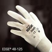 安思尔(Sensilite White)PU涂层白色手套 48-125-9 12双/打,12打/箱