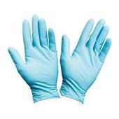金佰利G10一次性蓝色丁腈手套 57372(M) 50双/盒,10盒/件