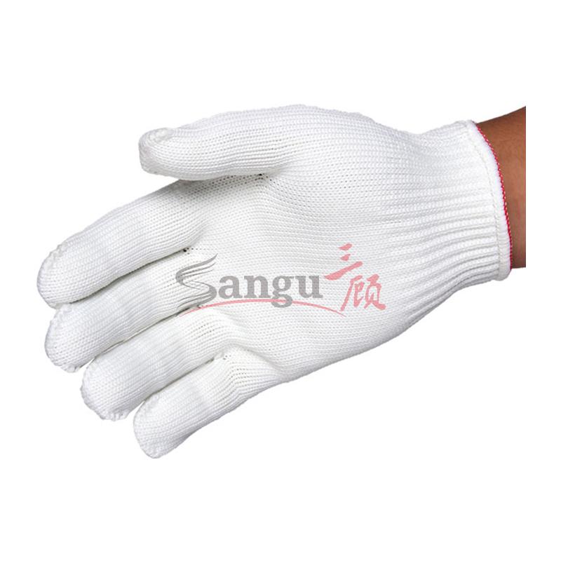 南通双王尼龙线手套 型号N60 600g 12双/扎 600双/件