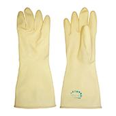 青岛工业乳胶手套 36cm 10双/扎